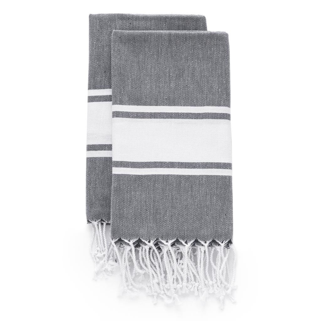 Set Of Hamptons Hand Towels | Fossil