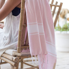 Hamptons Towel | Blush