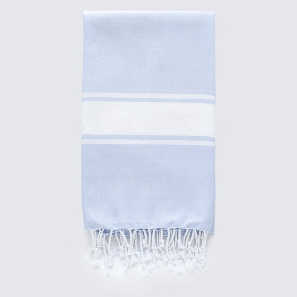 Hamptons Towel | Powder