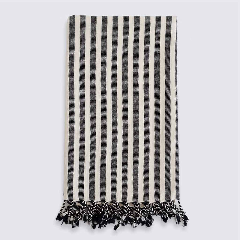 Batu Towel | Charcoal