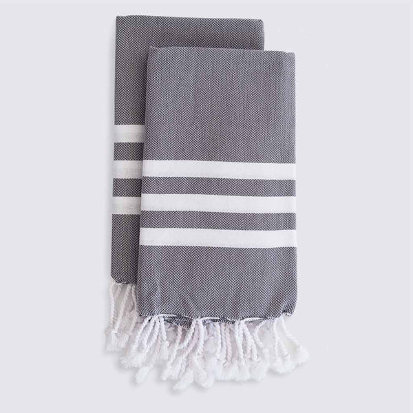 Set of Paros Hand Towels | Fossil