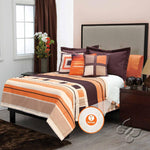 Argentina Comforter With Sherpa Set (Twin Size)