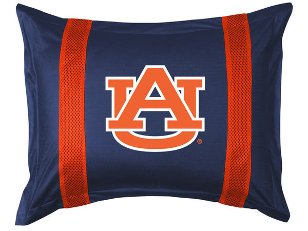 Auburn Tigers NCAA Pillow Sham - My Bed Covers