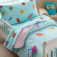 Birdie Toddler Comforter | My Bed Covers