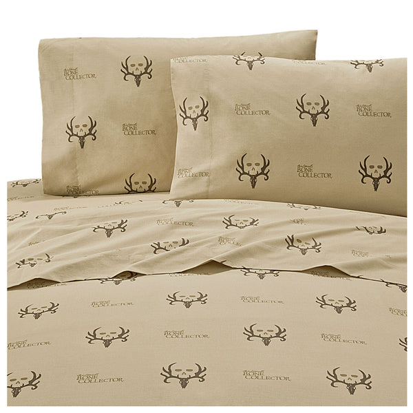 Bone Collector Sheet Set (King Size) | My Bed Covers