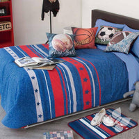 Campeon Comforter Set (Twin Size)