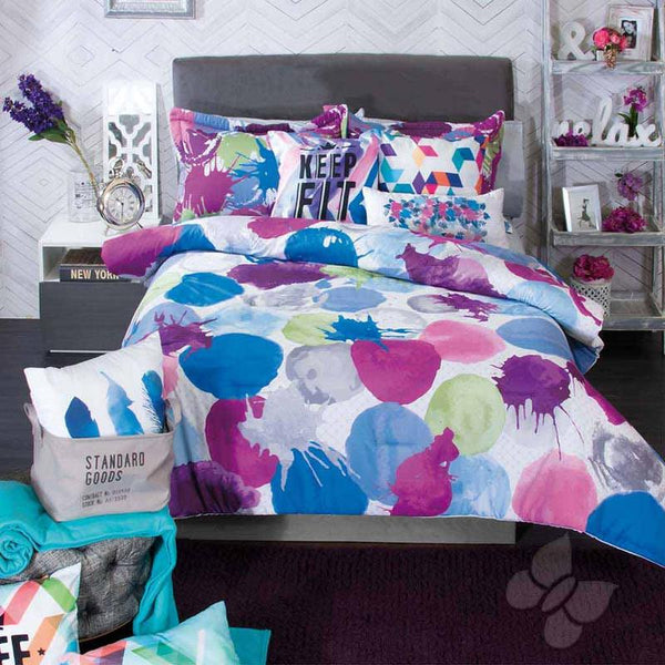 Comic Comforter Set (Twin Size) | My Bed Covers