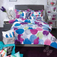 Comic Comforter Set (King Size) | My Bed Covers