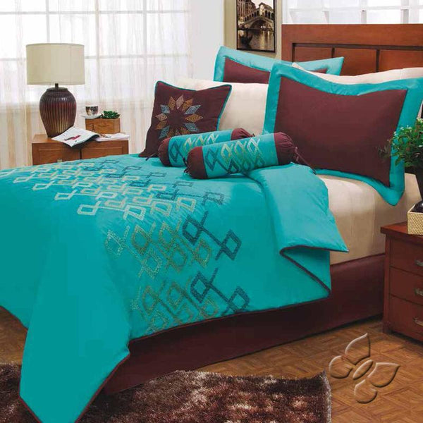 Corina Duvet Set (Full Size) | My Bed Covers