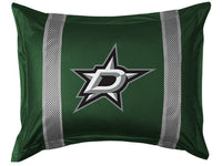 Dallas Stars Pillow Sham | My Bed Covers