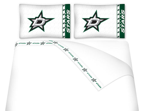 Dallas Stars Sheet Set - My Bed Covers - 1