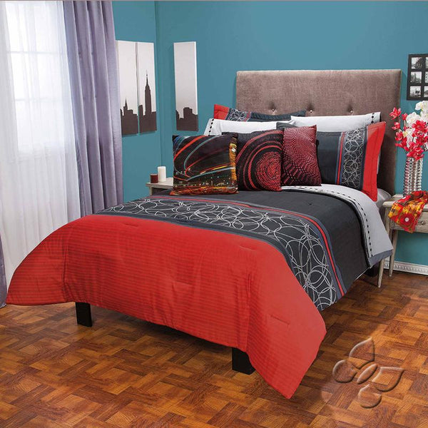Dante Comforter Set (Full Size) | My Bed Covers