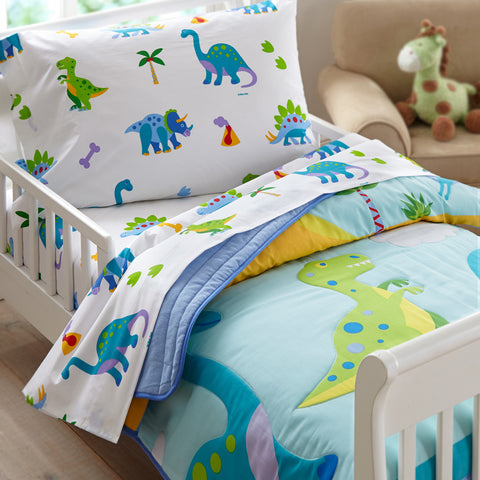 Dinosaur Land Toddler Comforter - My Bed Covers