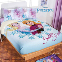 Disney Frozen Blanket With Sherpa | My Bed Covers