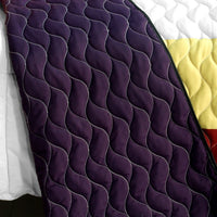 Dreams Of Love 3PC Vermicelli - Quilted Patchwork Quilt Set (Full/Queen Size) - My Bed Covers - 3