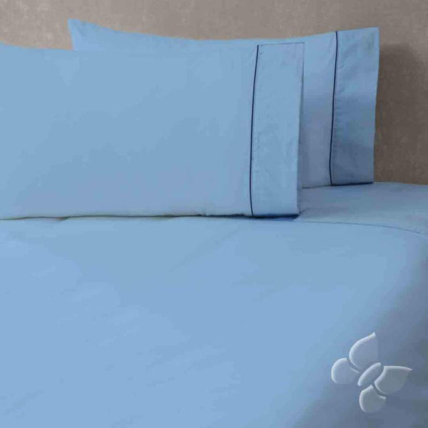 Elegance Celeste Sheet Set (Twin Size) | My Bed Covers