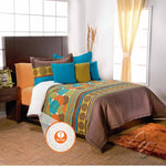 Estocolmo Comforter With Sherpa Set (Twin Size)