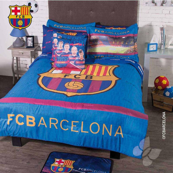 FCBarcelona Comforter Set | My Bed Covers