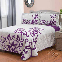 Flor Reversible Bedspread (King Size) | My Bed Covers