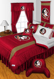 Florida State Seminoles NCAA Sideline Comforter | My Bed Covers