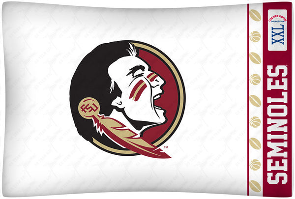 Florida State Seminoles Pillowcase - My Bed Covers
