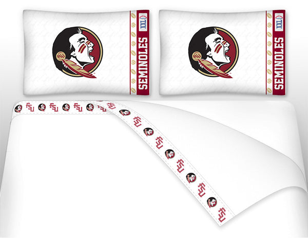 Florida State Seminoles Sheet Set - My Bed Covers - 1