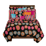 Flower Fantasy Comforter Set (Full Size) | My Bed Covers