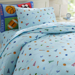 Game On Duvet | My Bed Covers
