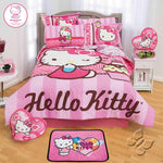 Hello Ketty Pastry Comforter Set | My Bed Covers