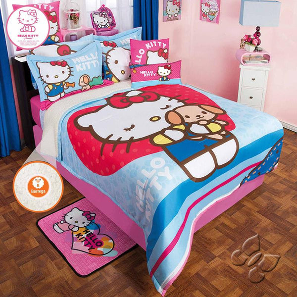 Hello Kitty Comforter Set | My Bed Covers