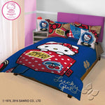 Hello Kitty Jeans Comforter Set | My Bed Covers