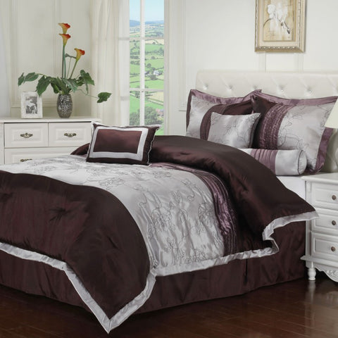 Kashmir 7 Piece Bed In Bag (Full Size) - My Bed Covers