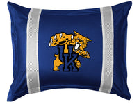 Kentucky Wildcats Pillow Sham - My Bed Covers
