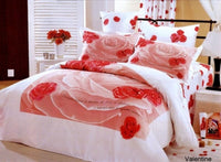 Valentine 4PC Duvet Cover Set (Twin Size) | My Bed Covers