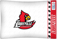Louisville Cardinals Pillowcase - My Bed Covers