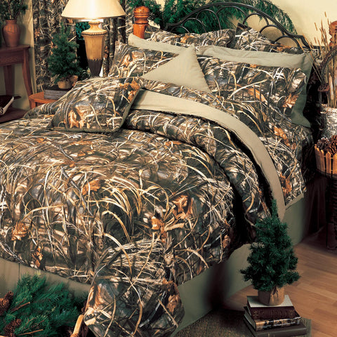 Max 4 Comforter Set (Queen Size) - My Bed Covers