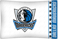 Dallas Mavericks Pillowcase | My Bed Covers