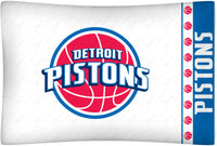 Detroit Pistons Pillowcase | My Bed Covers