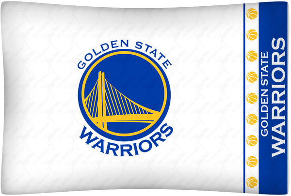Golden State Warriors Pillowcase | My Bed Covers
