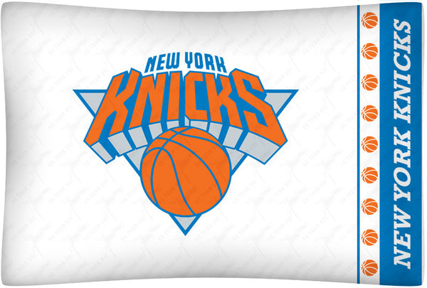 New York Knicks Pillowcase | My Bed Covers