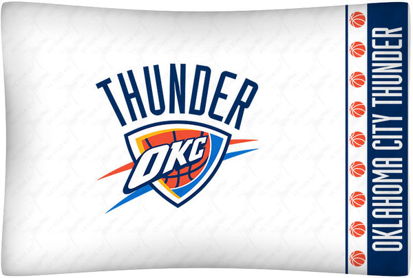 Oklahoma City Thunder Pillowcase | My Bed Covers