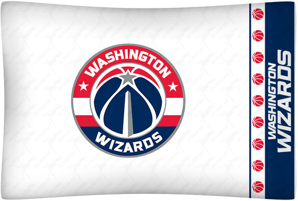 Washington Wizards Pillowcase | My Bed Covers