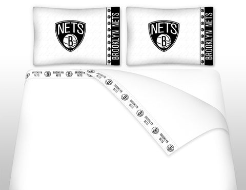 Brooklyn Nets Sheet Set - My Bed Covers - 1