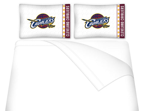 Cleveland Cavaliers Sheet Set - My Bed Covers - 1