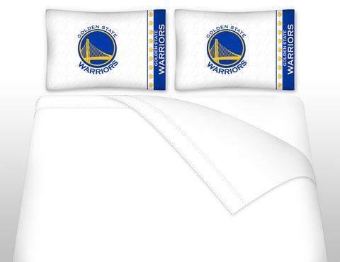 Golden State Warriors Sheet Set - My Bed Covers - 1