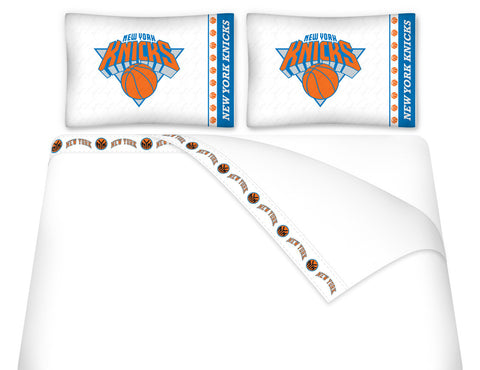 New York Knicks Sheet Set - My Bed Covers - 1