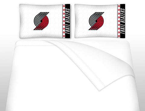 Portland Trail Blazers Sheet Set - My Bed Covers - 1