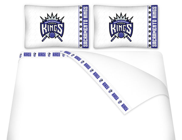 Sacramento Kings Sheet Set | My Bed Covers