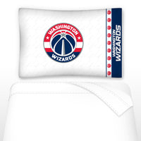 Washington Wizards Sheet Set | My Bed Covers