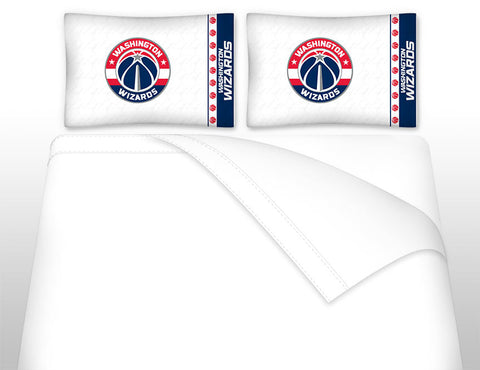 Washington Wizards Sheet Set - My Bed Covers - 1